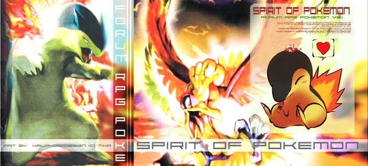 Spirit of Pokemon Index du Forum