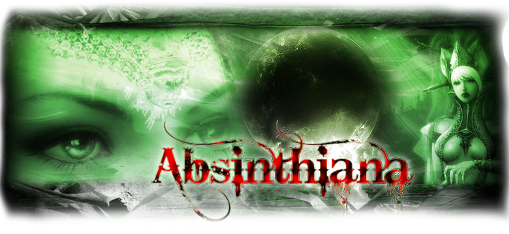 Absinthiania Index du Forum
