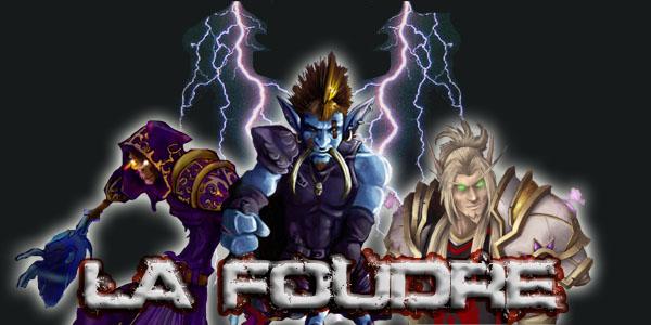 Forum de la Guilde de La Foudre Index du Forum
