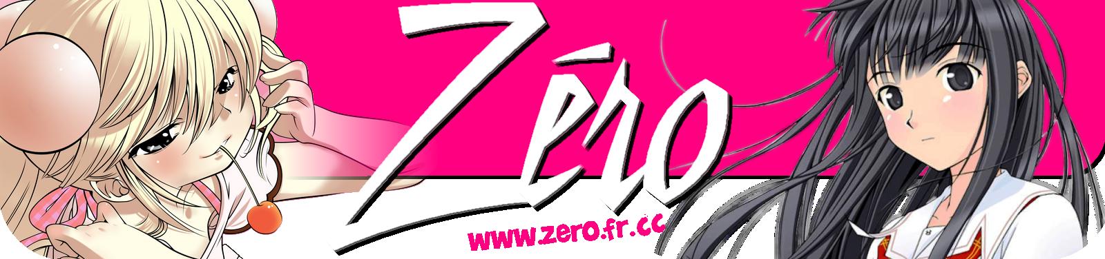 Zéro ~fansub~ :: db0 company Index du Forum