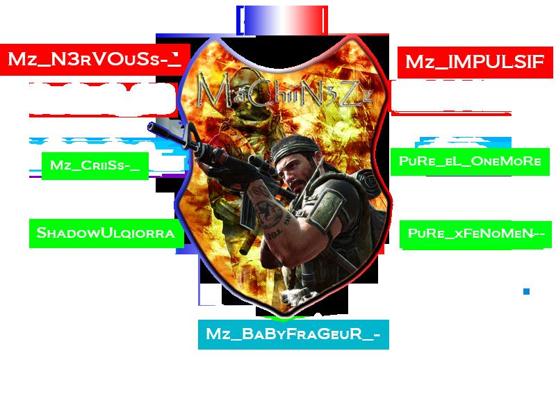 [#Mz`] MaChiiN3Zz [#Mz`] Index du Forum