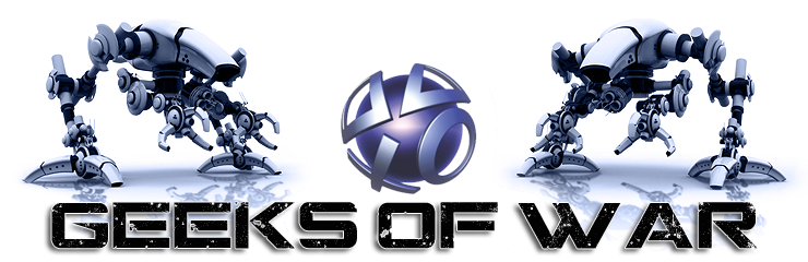 GEEKS OF WAR Index du Forum