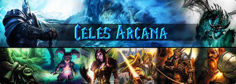 Celes Arcana  Index du Forum