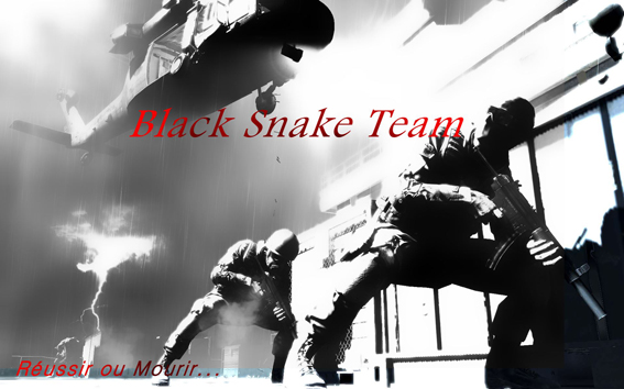Black Snake Team Index du Forum