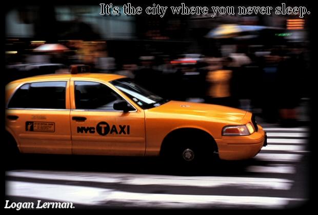 Manhattan is the city where you never sleep. Index du Forum