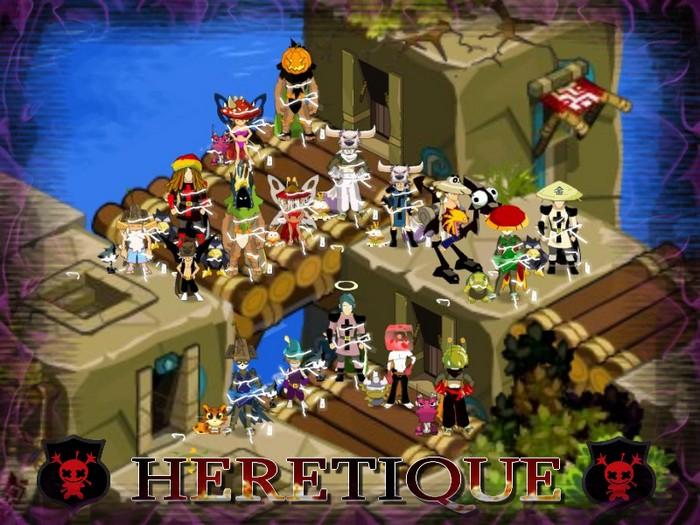forum de la guilde heretique Index du Forum