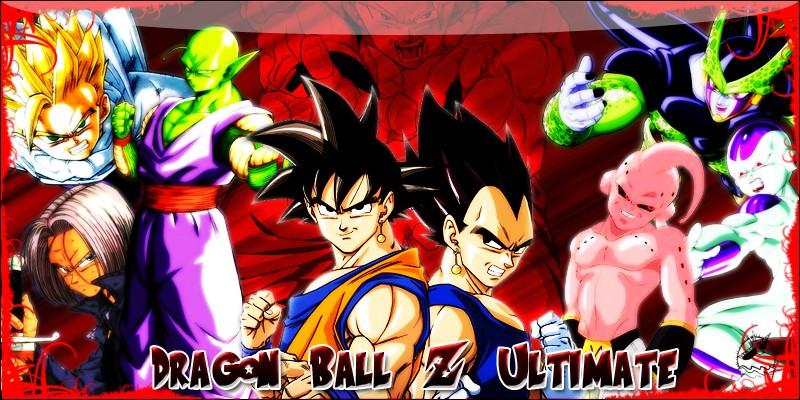Dragon Ball Z RPG Index du Forum