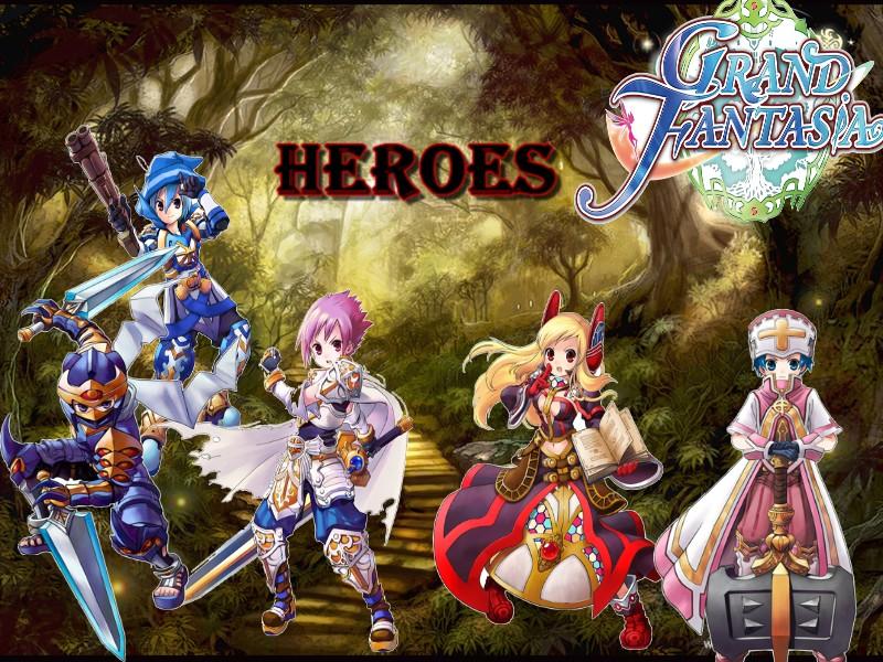heroes Index du Forum