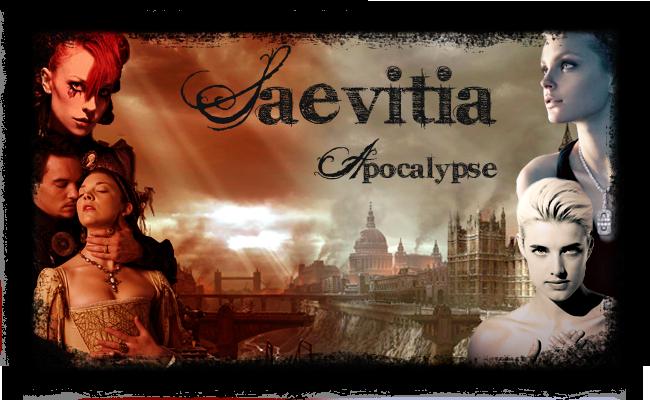 Saevitia