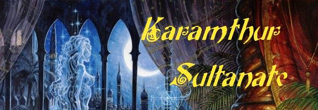 Karamthur Sultanate Index du Forum