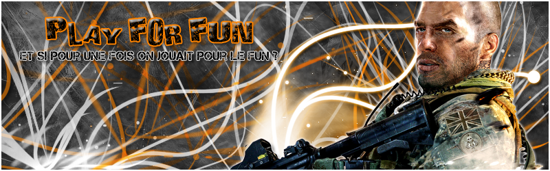 Play For Fun  Index du Forum