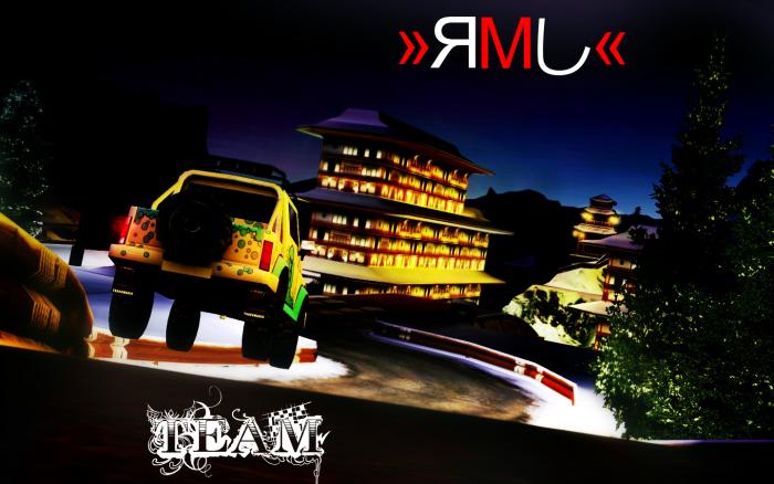 Team RML Index du Forum