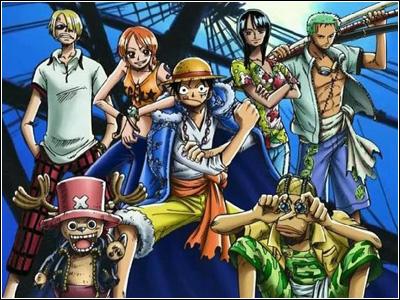 One Piece Mugiwara Index du Forum
