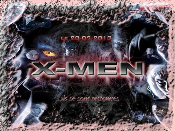 x-men & co Index du Forum