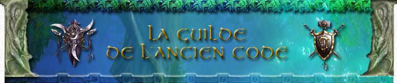 la guilde de l'Ancien Code Index du Forum