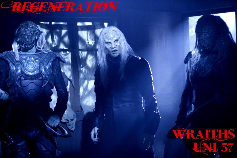 Wraiths UNI 57 Index du Forum