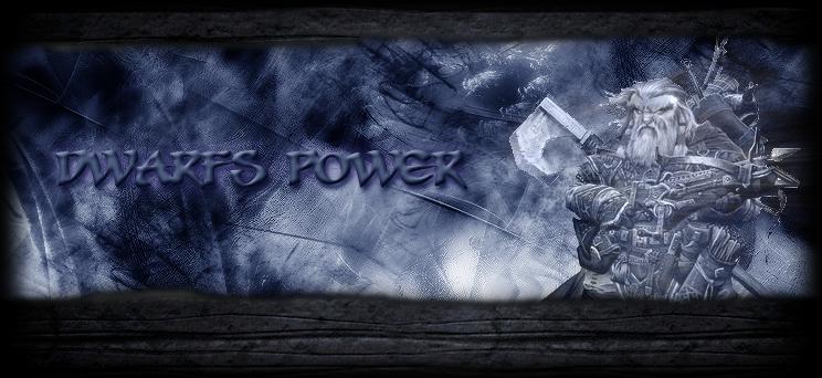Dwarfs Power Index du Forum
