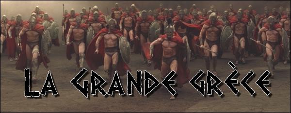 Alliance La Grande Grèce Index du Forum