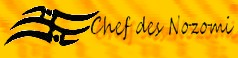 Chef officieux du Clan Nozomi