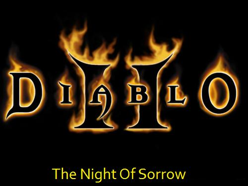 The Night Of Sorrow Index du Forum