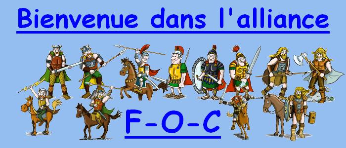 Forum Travian de la team F-O-C Index du Forum
