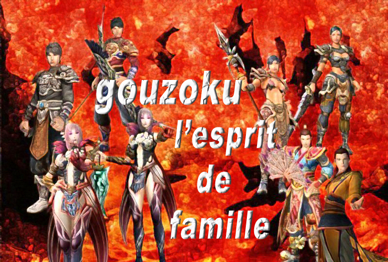 team gouzoku Index du Forum
