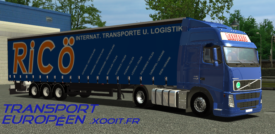 Transport Européen Index du Forum