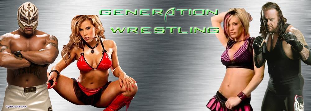 Génération-wrestling Index du Forum