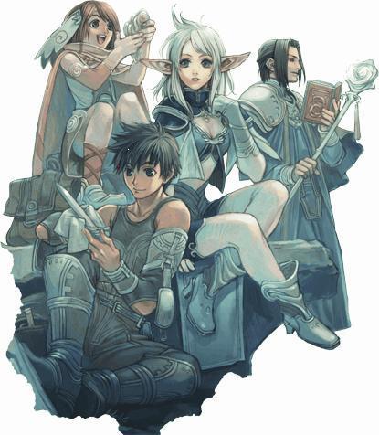 RPG STAR RETRO Index du Forum
