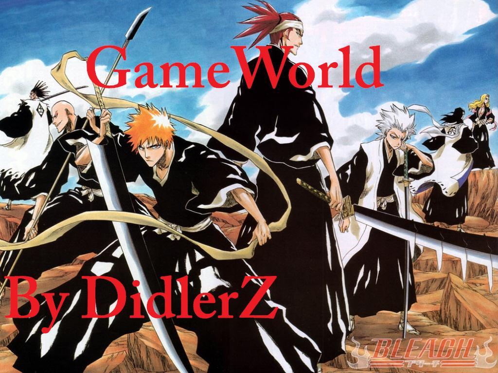 GameWorld Index du Forum