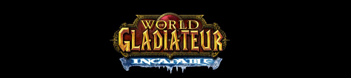 Gladiateur-Incapable Index du Forum