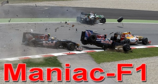 Maniac F1 Index du Forum