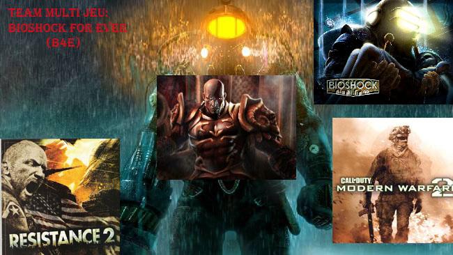 Team PS3 Bioshock For Ever Index du Forum