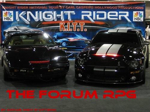 Knight Rider Rpg Index du Forum