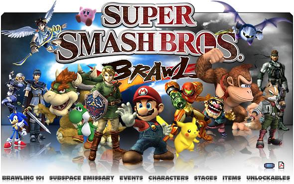 Super Smash Bros Brawl le RPG Index du Forum