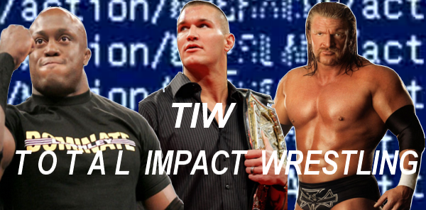 Total Impact Wrestling Index du Forum